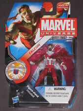 MARVEL UNIVERSE WAVE 14 FALCON ACTION FIGURE RARE IN STOCK AVENGERS CIVIL WAR