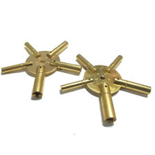 Universal 5-Prong Clock Keys