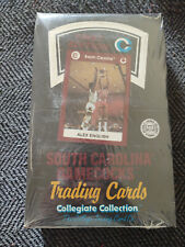 South Carolina Gamecocks 1991 First Edition Trading Cards Factory Sealed Box