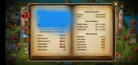 Global Summoners Account with 90* 2LND Eludia+Mi Ying,2xSeara+Tiana+Liebli,Odin