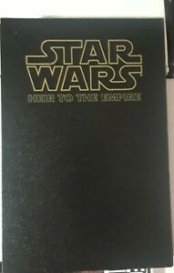 HEIR TO THE EMPIRE SIGNED LIMITED EDITION HARDCOVER with SLIPCASE Star Wars HTF