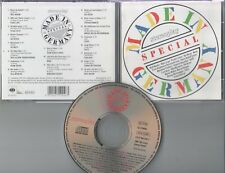 Stereoplay CD  46   MADE IN GERMANY  RIO REISER , NENA , FALCO   ©  1989 CBS