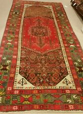 A Colorful Antique Malayer Rug