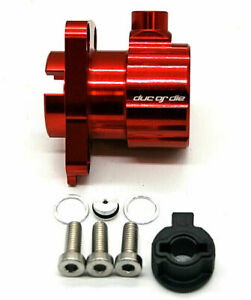 NEU Ducati Kupplungsdruckzylinder 748 916 996 998 907 rot 3 Jahre Garantie