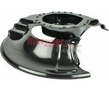 Metzger 6115054 spritzblech, disco de freno derecha eje delantero para bmw 3er z3