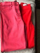 Ladies / girls skinny jeans / jeggings size 10