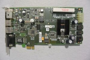 SIRONA CEREC OMNICAM CAMERA PCIe FRAME GRABBER/POWER BOARD 6346048 REFURBISHED