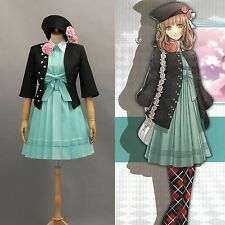 AMNESIA Cosplay Heroine Costume new outfit