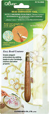 Clover Kantan Couture Bead and Spangles Embroidery Tool
