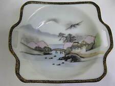 Vecchio Cinese Porcellana Ciotola Rarità Circa 12cm