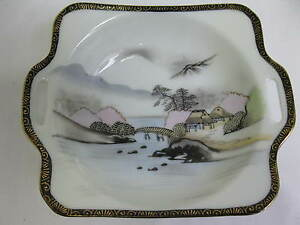 Alte chinesische Porzellan Schale  Rarität   ca. 12cm
