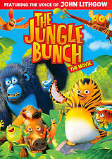 THE JUNGLE BUNCH THE MOVIE  (DVD, 2012)BNISW DAY U NPAY IT SHIPS JOHN LITHOW
