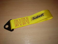 Sabelt Competition Car Fixed Tow Eye Strap/Webbing ,race rally track car etc