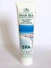 Treatment Dead Sea Hand Nail Cream 100ml/3.4oz Vitamin Mineral Beauty Authentic