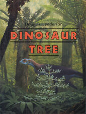 Dinosaur Tree, children's book, signed and customized