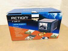 "Vintage Action 5"" Portable Black & White Analong TV  ACN-3501"