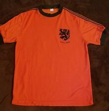 Vintage Holland Netherlands Authentic Soccer Football Jersey Shirt Size Xl