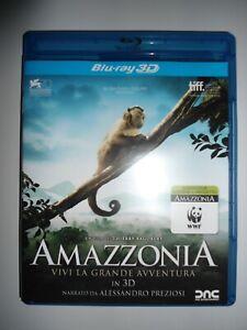 "BLU-RAY 3D ""Amazzonia 3D"""