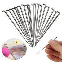 10 Pcs Various Size Wool Felting Needles Felt Tool Needle Starter DIY Art Kit