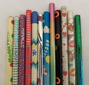 Lot of 12 pencils japan vintage 1980s Japanese Myt Leadworks Hb 80s Collectible