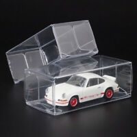 50pcs 1/64 Model Auto Car Plastic Display Box Case For Matchbox Hot Wheels