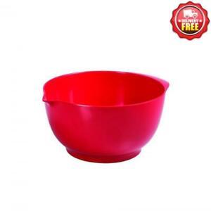 Avanti Melamine Mixing Bowl 21cm/2.5 Litre - RED