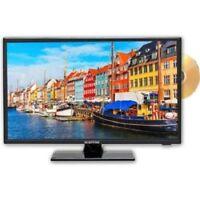 "NO TAX! NEW Sceptre E195BD-SR 19"" HD LED TV Built-in DVD Player 720p 60Hz"