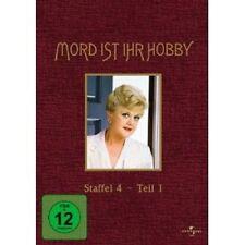 MORD IST IHR HOBBY SEASON 4.1 3 DVD NEUWARE