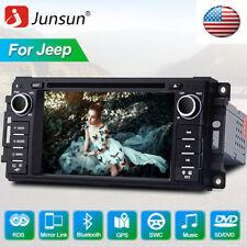 "For Jeep Wrangler Chrysler Dodge Ram 6.2"" Car Stereo Radio Cd Dvd Gps Navigation"