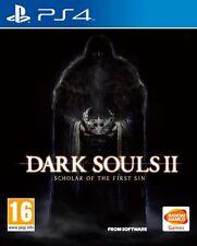 Dark Souls 2 Scholar of the First Sin PS4 - totalmente in italiano