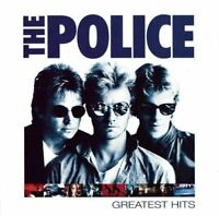 THE POLICE greatest hits (CD, compilation, 1992) best of, alternative rock