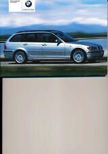 notice utilisation en francais BMW 320d  E46