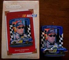 Hallmark Keepsake Ornament Nascar Jimmie Johnson Handcrafted Collectible 2003