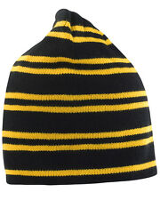 Result Beanie Hat Football Colours Mens Windproof Celtic Man U Style Xmas R354X