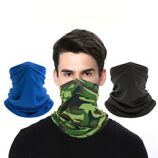 1X Motorcycle Cycling Riding Summer Thin Scarf Bandana Half Face Mask