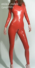 Murray and Vern Rubber Catsuit Medium latex gummi Goth offre spéciale