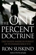 Very Good, The One Percent Doctrine: Deep Inside America's Pursuit of Its Enemie