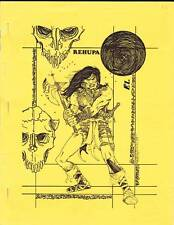 REHUPA - THE ROBERT E. HOWARD APA #73 (1985) original mailing. L Sprague de Camp