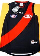 ESSENDON AFL HOME JUMPER GUERNSEY - SIZE LARGE - OFFICIAL AFL FOOTBALL JUMPER