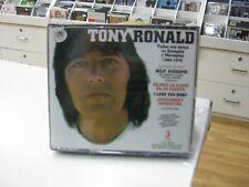 TONY RONALD 3CD SPANISH TODOS SUS EXITOS EN SONOPLAY Y MOVIEPLAY 1968-76. 2007