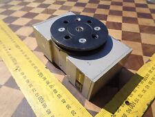 Pneumatic rotary cylinder table 180 degrees Martonair M/60210 XH03N3257