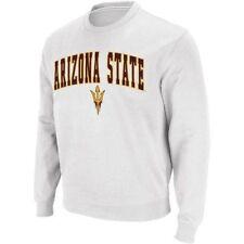 Colosseum Arizona State Sun Devils Upstart 1//4 Zip Windshirt