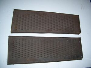 FORD MODEL A 1930 1931 PICKUP RUNNING BOARDS  29 1/2 LONG