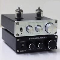 1*Sinnvolle Audio 6J1 Rohr CD Mm Phono Plattenspieler Vorverstärker Hi-Fi Black