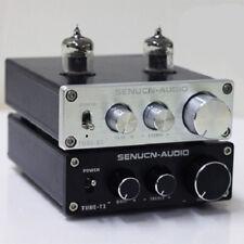 1*Sinnvolle Audio 6J1 Rohr CD Mm Phone Plattenspieler Vorverstärker Hi-Fi Black