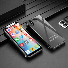 MELROSE 2019 With Fingerprint Android 8.1 Mini Smartphone 1+8GB 3.46 inch 4-Core