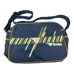 ***NEW*** Gola Bronson Bag Color Navy. Canvas Great Look!