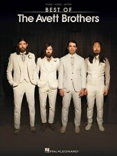 Best of the Avett Brothers Sheet Music Piano Vocal Guitar SongBook NEW 000123136