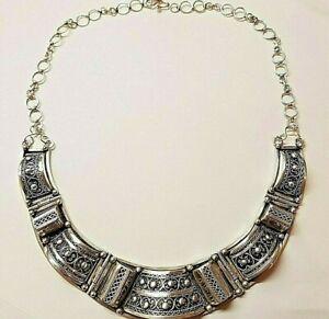 Collier 925 Silber  Orient