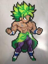 Pixel Art Perles A Repasser Dragon Ball Super Broly